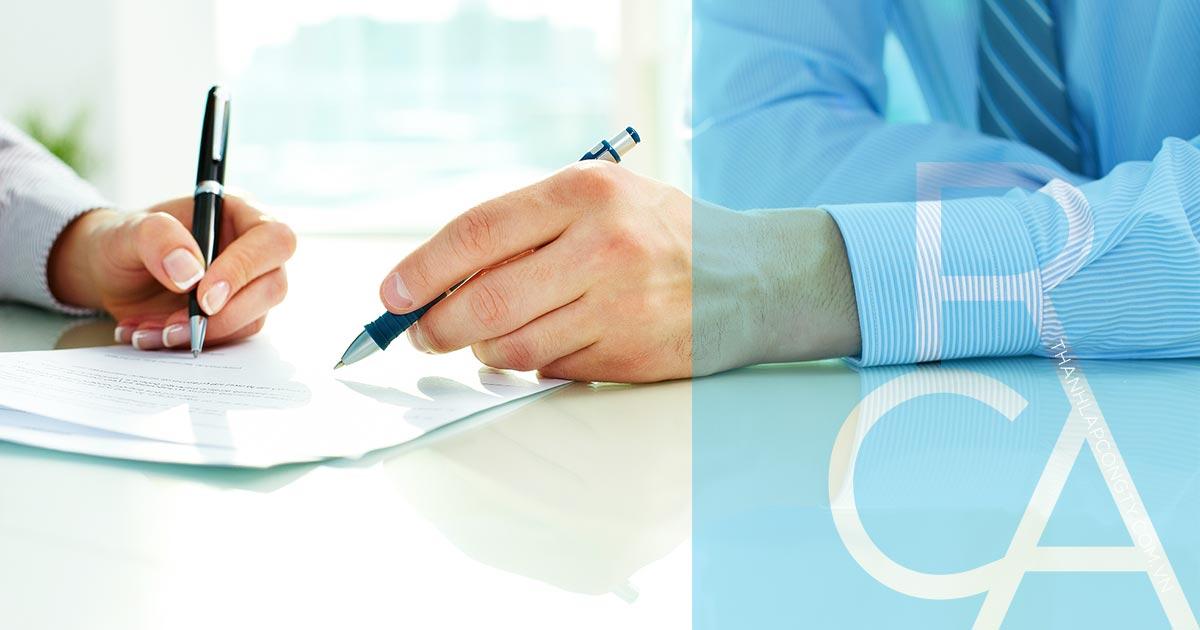 Thay đổi nội dung giấy phép văn phòng đại diện công ty nước ngoài